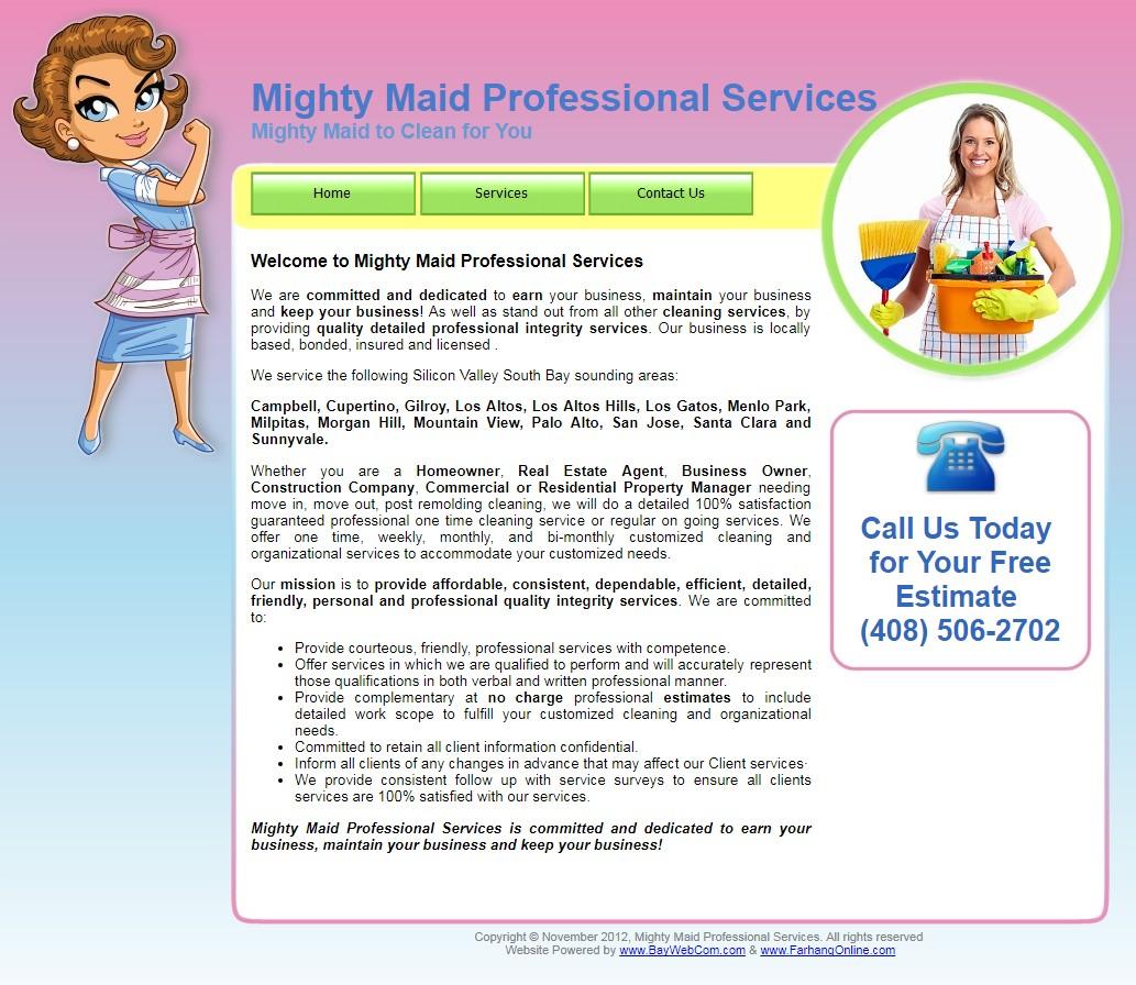 Mighty Maid