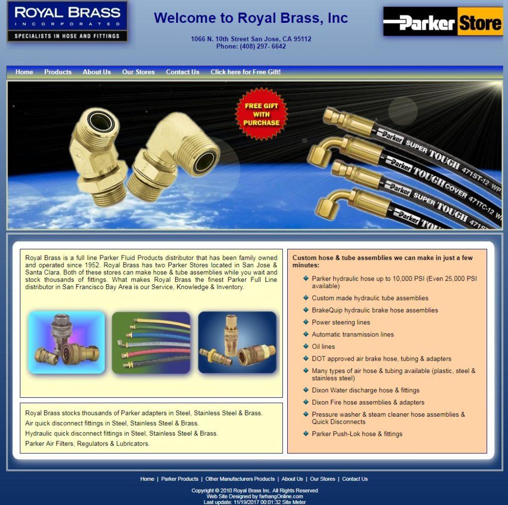 Royal Brass Inc.