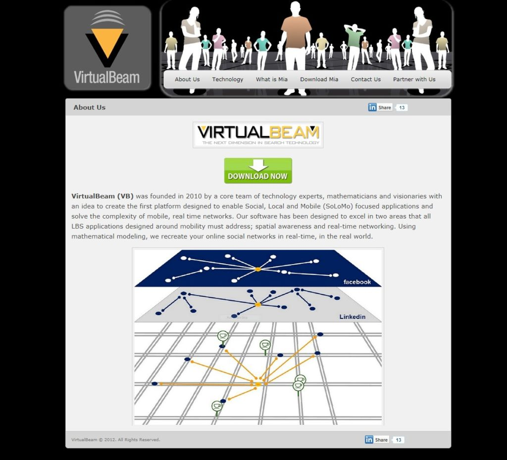 VirtualBeam, INC.